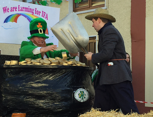 Enjoy the festivities in South and West Sligo this St Patrick's weekend.