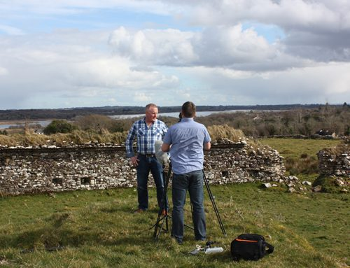 Gerry Mc Govern takes us to Moygara Castle and explains what MySligo means to him.