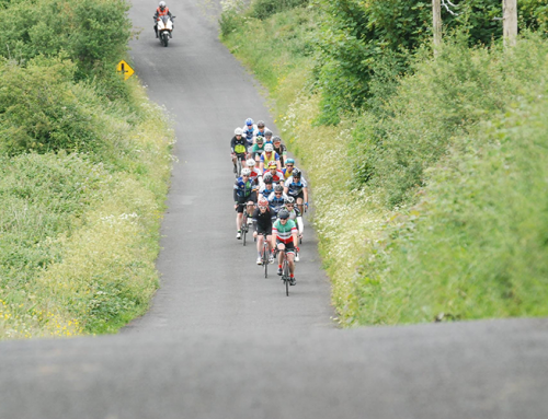 Cycling, whatever your speed we've got a trail to suit you.