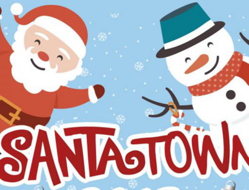 Santatown 2018 Sligo- The Enchanting Christmas Winter Wonderland