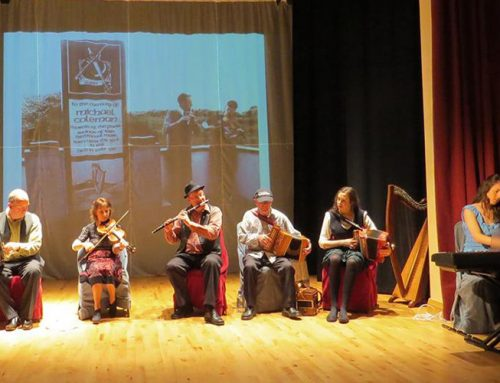 Visit the Coleman Traditional Irish Music Centre for local culture, heritage and traditional music