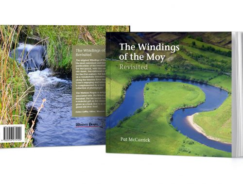 The Windings of the Moy Revisited – Book Launch Wednesday 20th November at 8pm