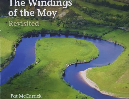 Book Launch, Enniscrone, 29th Nov 8pm-The Windings of the Moy-Revisited